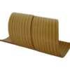 Brățară din lemn spirală lată