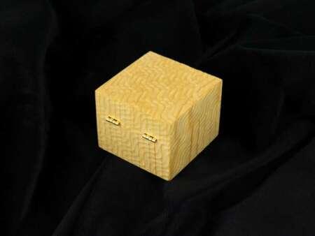 Cutie din Lemn Inel 1