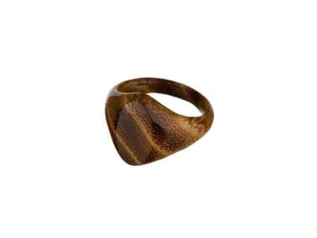 Inel Sigiliu Oval Acacia 1