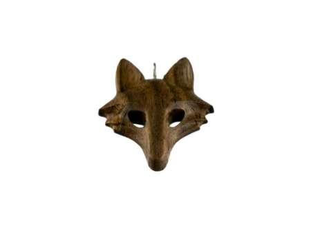 Pandantiv din lemn Wolf 2