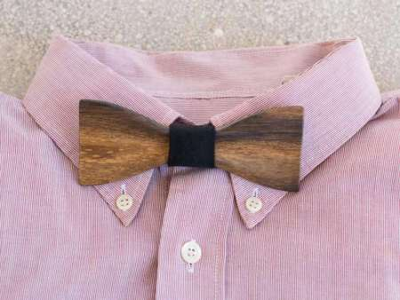 Papion din lemn Elegance 5